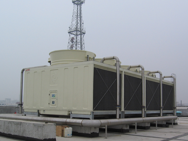 CTI Certified Cross Flow Rectangular Cooling Tower (JNT Series)