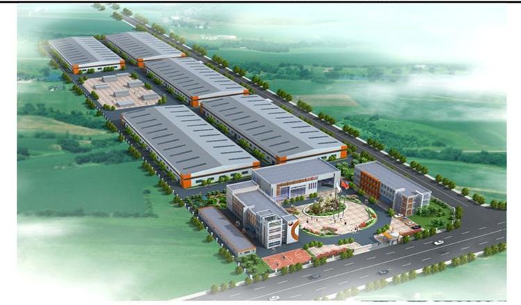Jiamei' New Factory