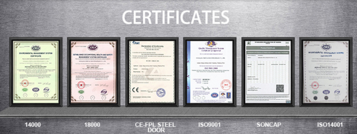 Halton Wood Certifications