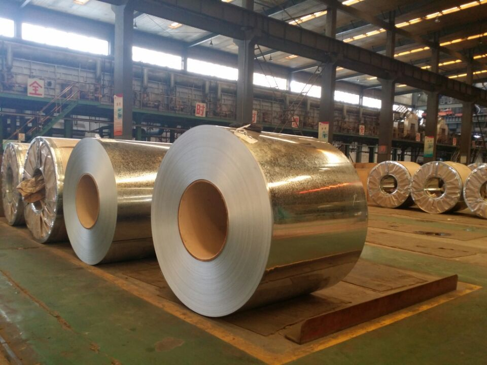 Hot Dipped Galvanized Steel Coil(GI)