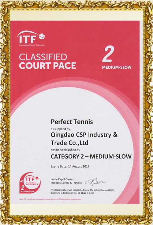 Company Certificates