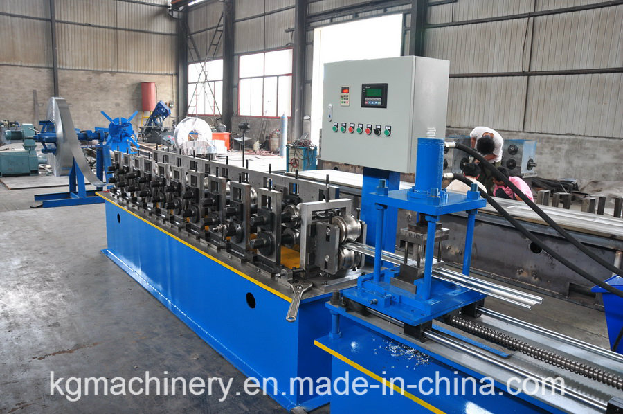 Automatic Gypsum Profile Machine