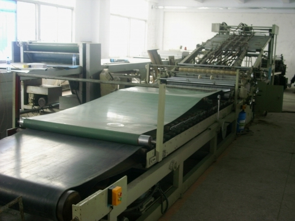 Corrugated Cardboard Pasted Machine