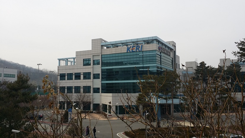 Korea testing