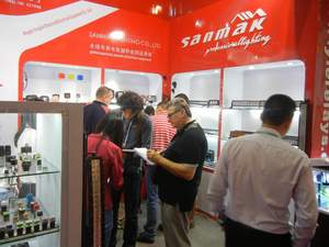 Sanmak 115th Canton Fair