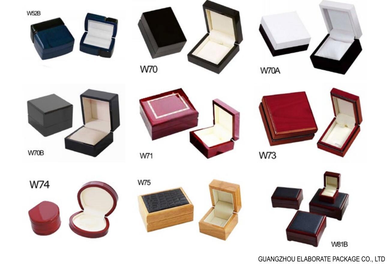 Popular Wood Jewelry Set Box