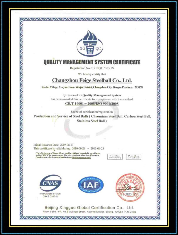 ISO900:2008