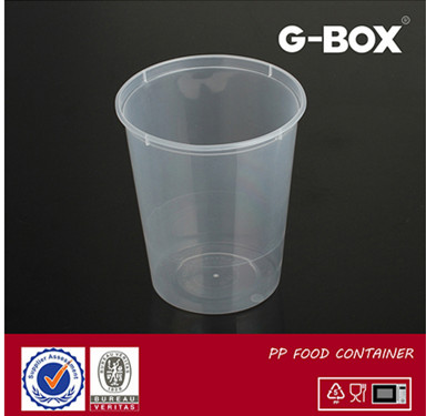 DISPOSABLE TAKEAWAY MICROWAVEABLE PLASTIC FOOD CONTAINERS