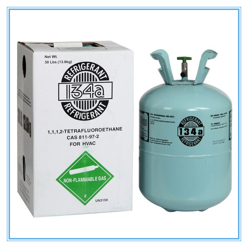 Refrigerant gas Information