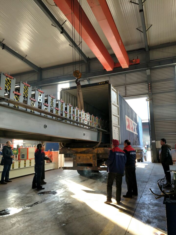 2017-2-23 Loading Container and Export to Egypt