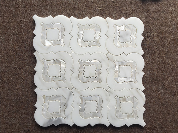 Beautiful Waterjet Mosaic Tile