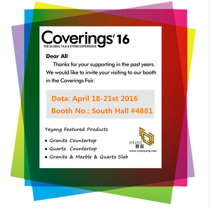 Coverings''2016