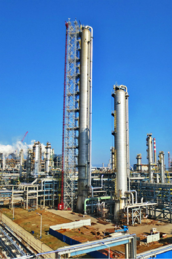 Inspection Project In Petrochemical Industry