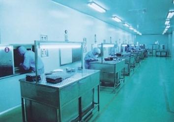 300000-Class Clean Workshop of Automatic Vulcanization