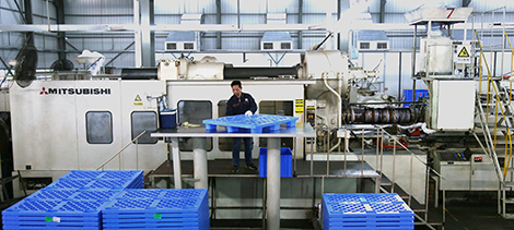 Guangzhou Rodman Plastics Company - Standard Products Division - Injection Moulding