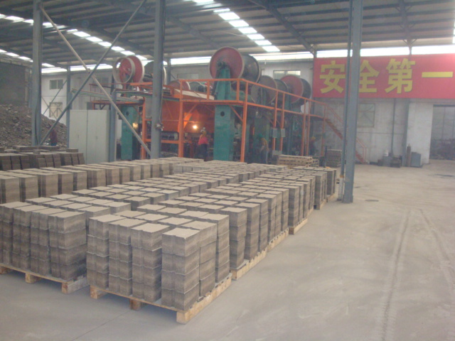 KEY POINTS of PRODUCTION PROCESS of REFRACTORY PRODUCTS