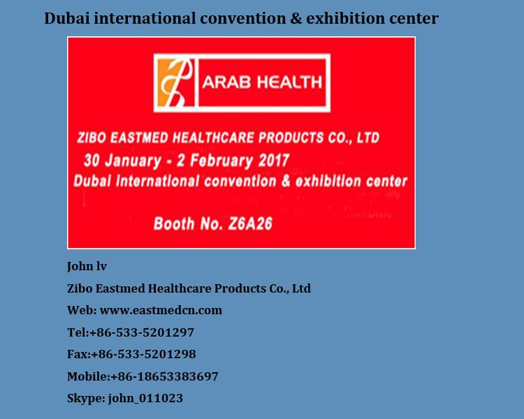 Dubai arab health 2017