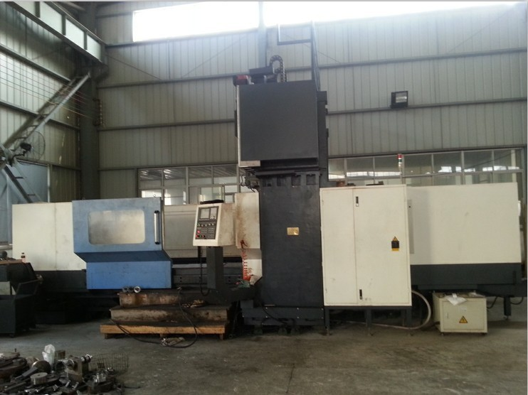 Planer type milling machine