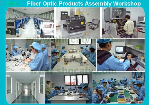Fiber Optic Products Assembly Workshop