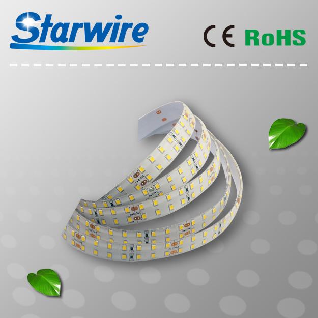 SMD2835-60LEDs/M LED Flexible Strip 14.4W/M (IP20 or IP65)