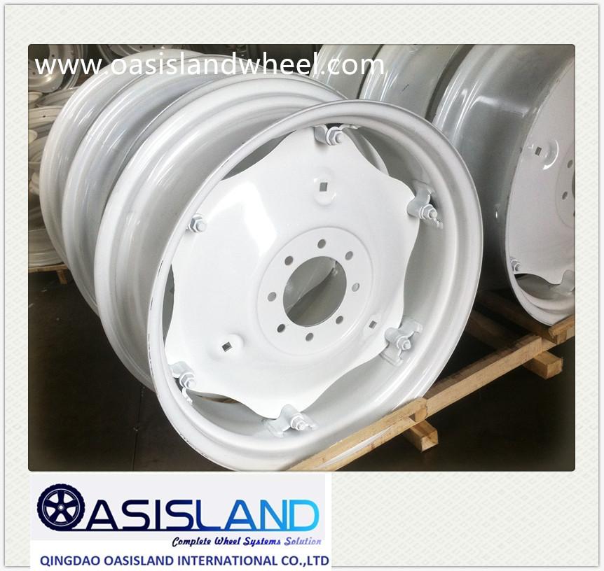 W18X38 W18X42 Agricultural wheel rims