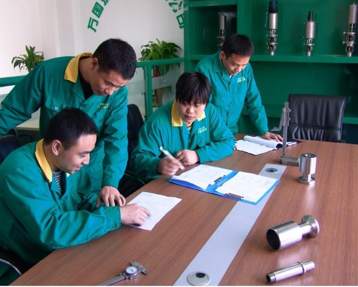 Wanguo R&D department