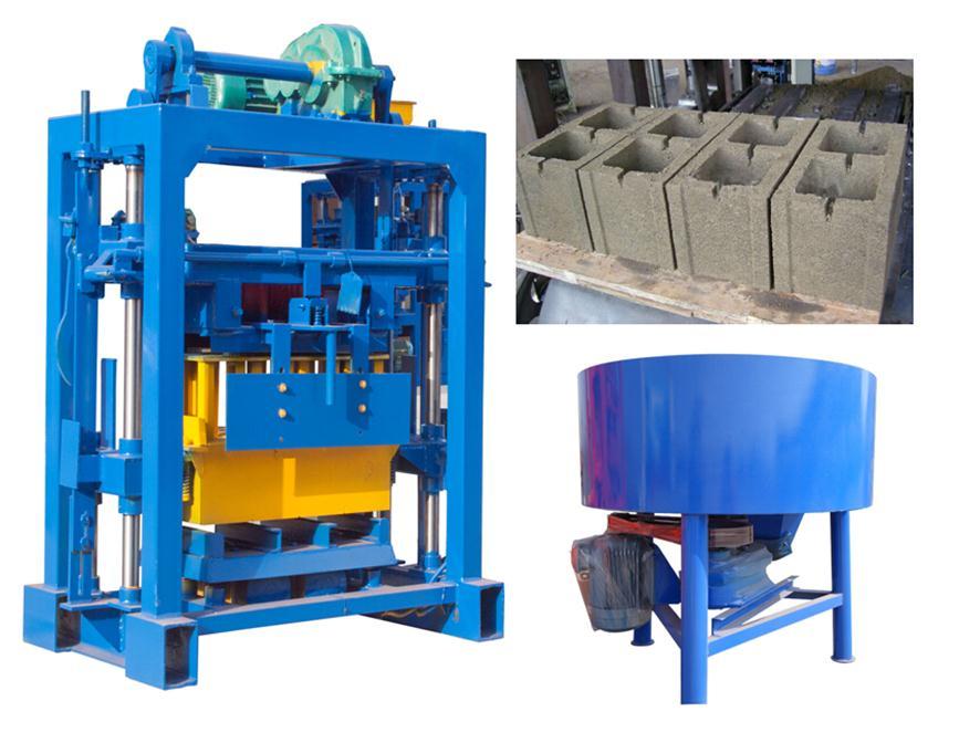 High Pressure Block Making Machine hollow bricks machines best selling products