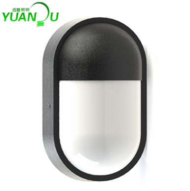 Outdoor indoor use new modern style IP65 LED wall light