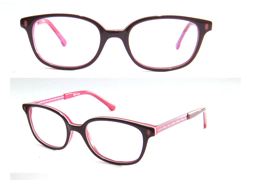 acetate handmade spring temple glasses optical
