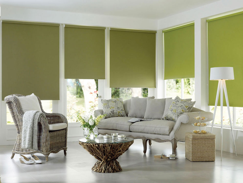 Fabrics Blinds Show