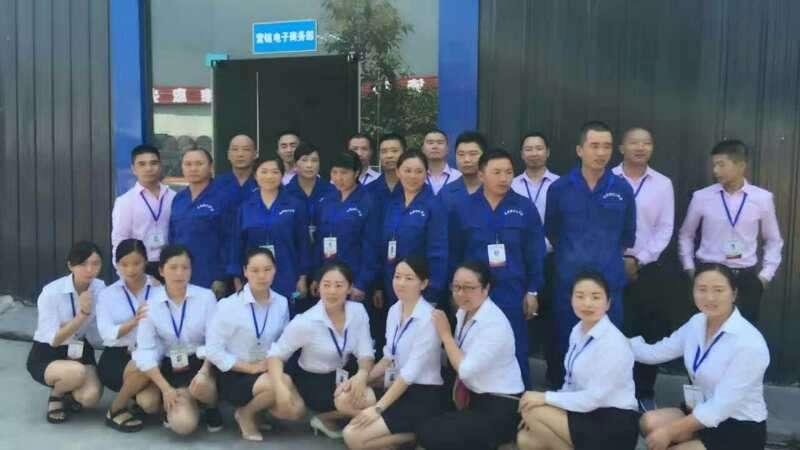company staffs