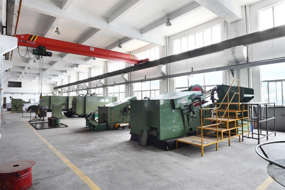 Cold forged machines