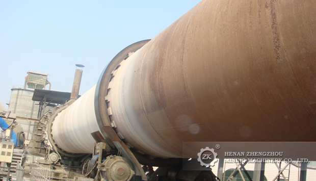 New Type Dry Method Cement Production Line