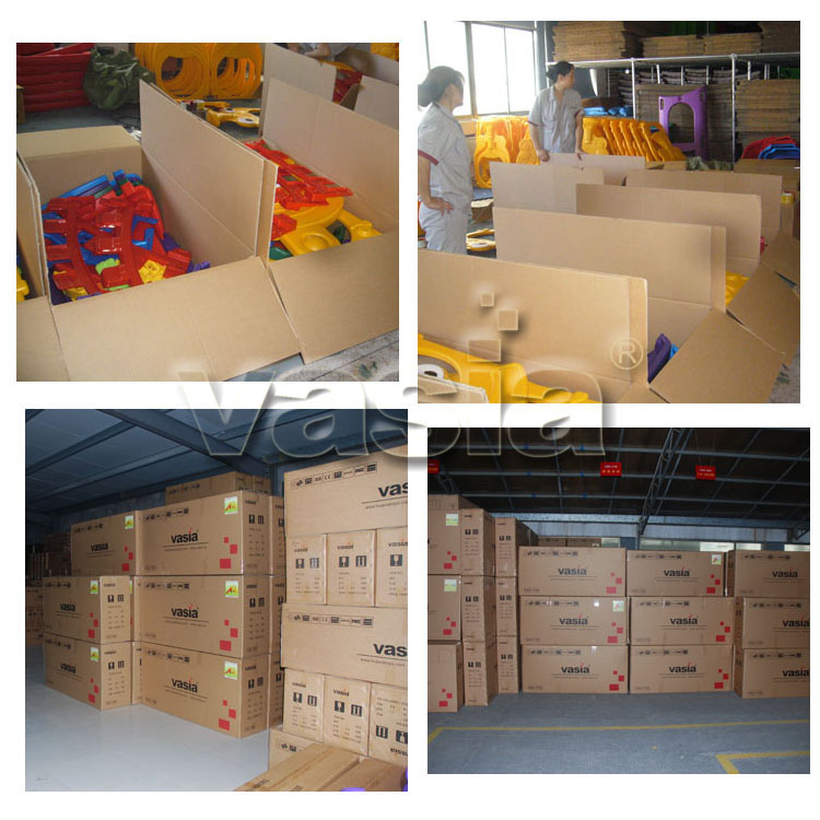 Small Indoor Playground Packing Details