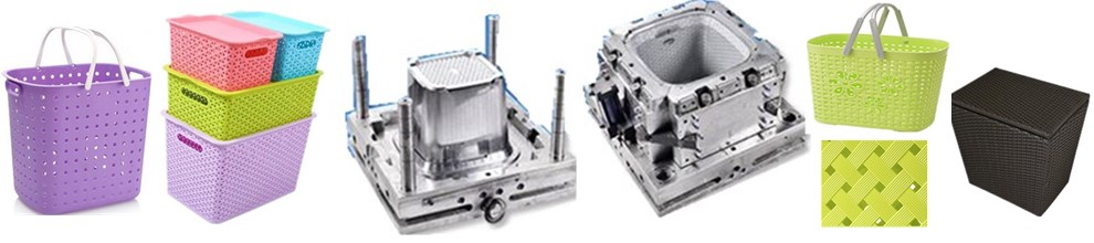 different crate mould