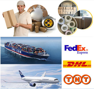 Packaging & Shipment