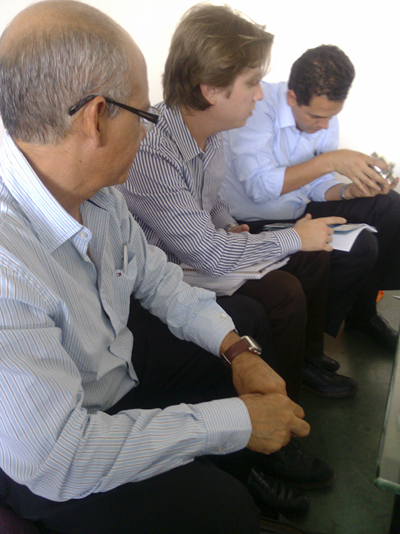 Brazil Friends-Francisco, Thiago & Leonardo