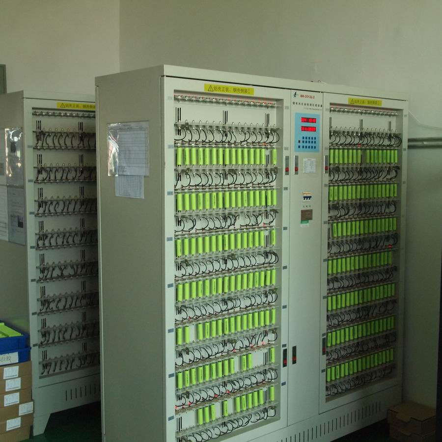 The Test Cabinet