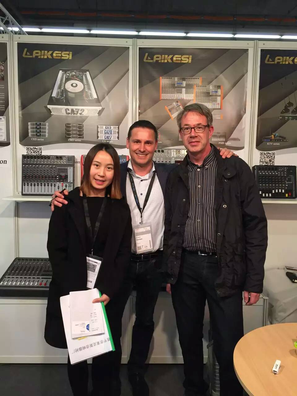 2016 Frankfut Pro Light+Sound
