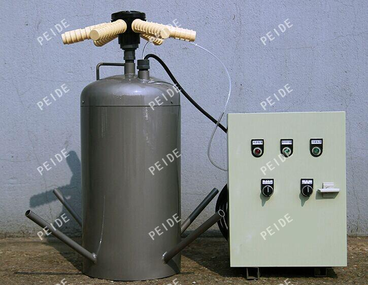 Thirteen sets of water tank sterilizers have been shipped to Shanghai-HVACAQUA.COM