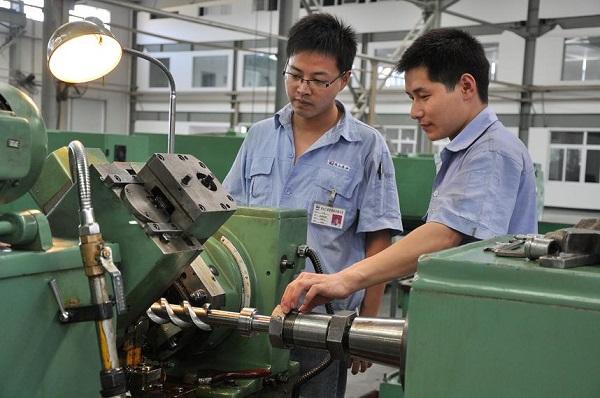 RSP Screw Rotors Machining