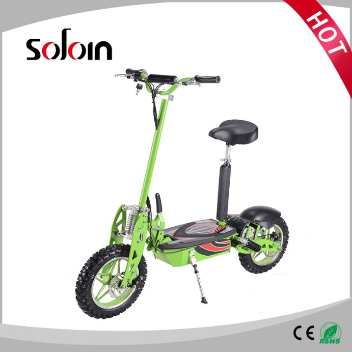 electric scooter big wheel