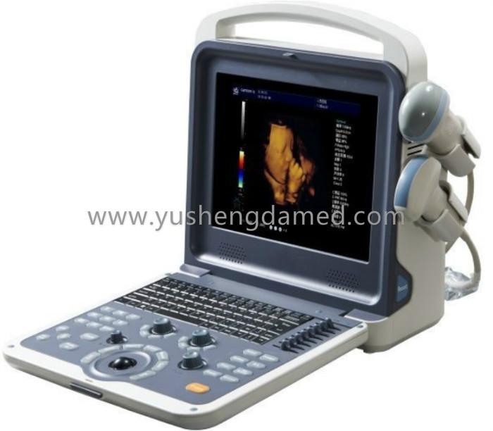 3d color doppler ultrasound system