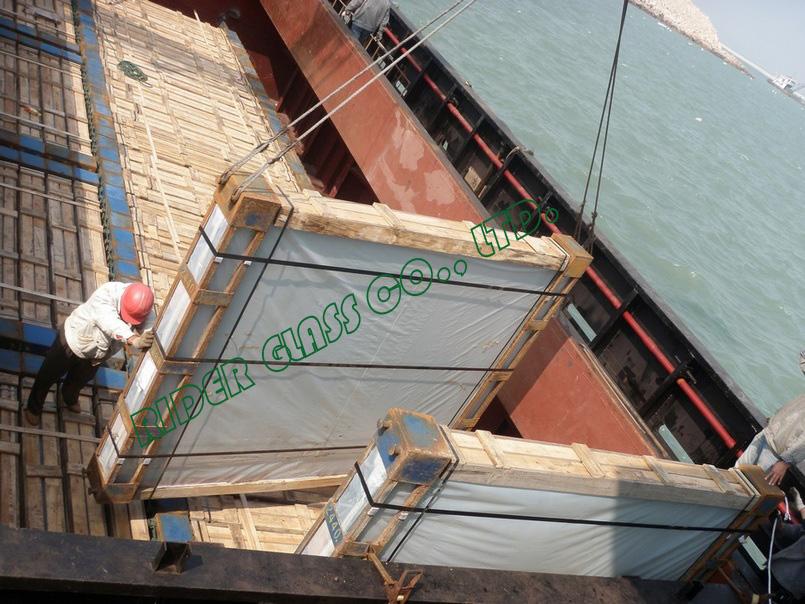 Bulk Shipment Loading