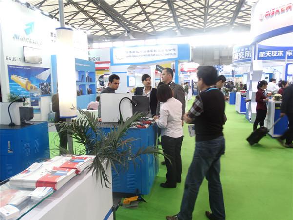 2014 PTC fair shanghai
