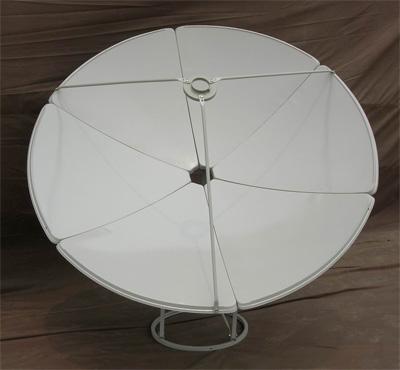 C band 120cm Satellite Dish Antenna