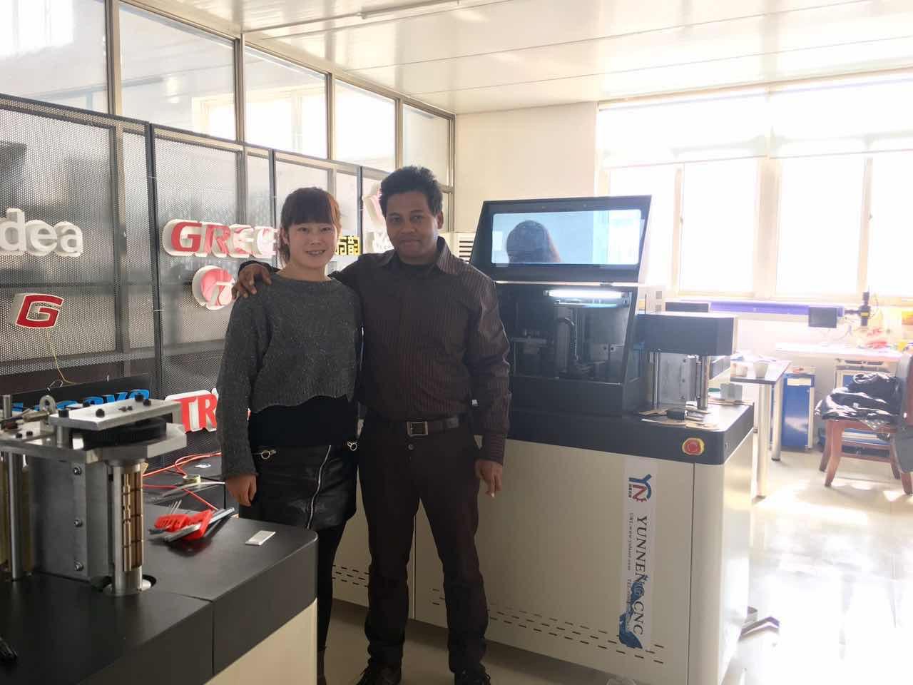 customers visit