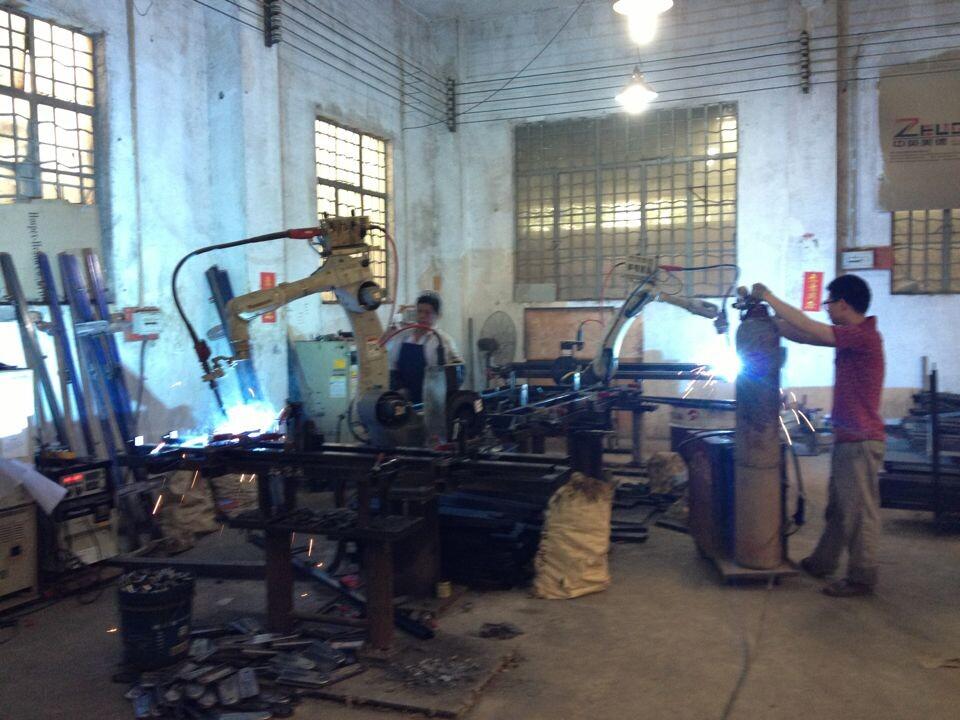 Robert welding