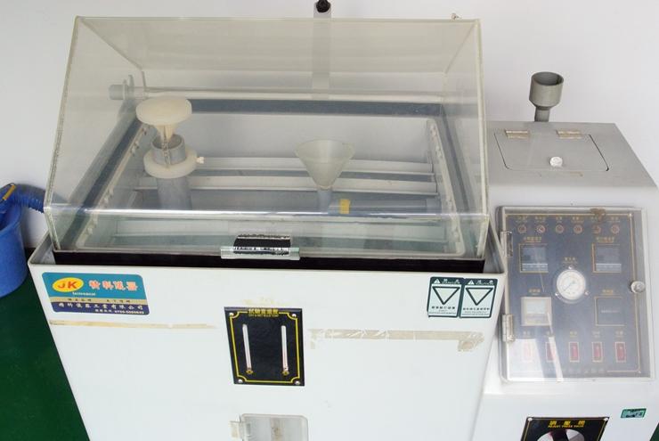 Spary salt test machine