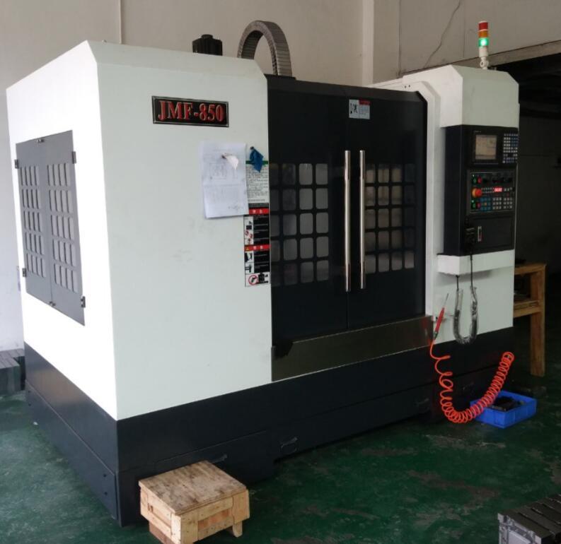 CNC Machining Machine - (JMF-850)